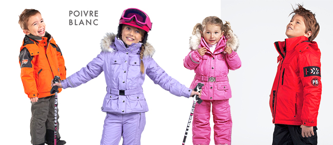 Childrens ski wear at Alpine room specialist ski shop ...