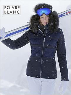 f2ebe6b57e Poivre Blanc ski jacket