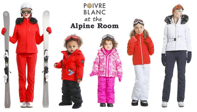 5d3d85abc0 Poivre Blanc ski wear